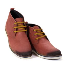 Muške cipele - Duboke - EM - Bordo