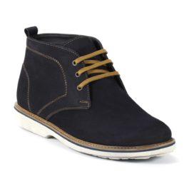 Muške cipele - Duboke - EM - Teget