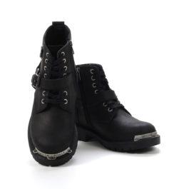 Muške cipele - Duboke - HP-05N - Crna