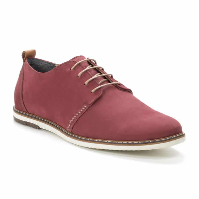 Muške cipele-Casual-026-Bordo