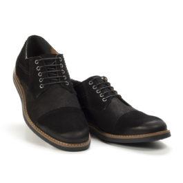 Muške cipele-Casual-733-1-Crna