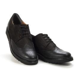 Muške cipele - Casual - 748-1 - Crna