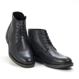 Muške cipele - Duboke - 307 - Teget