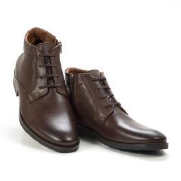 Muške cipele - Duboke - 4251- Braon