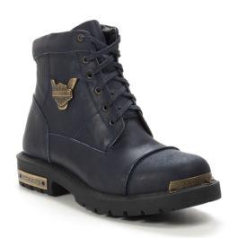 Muške cipele - Duboke - HP-11 -Teget
