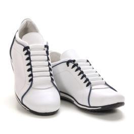 Muške cipele - Casual - 04-1 - Bela
