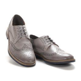 Muške cipele - Casual - 730 - Siva melirana