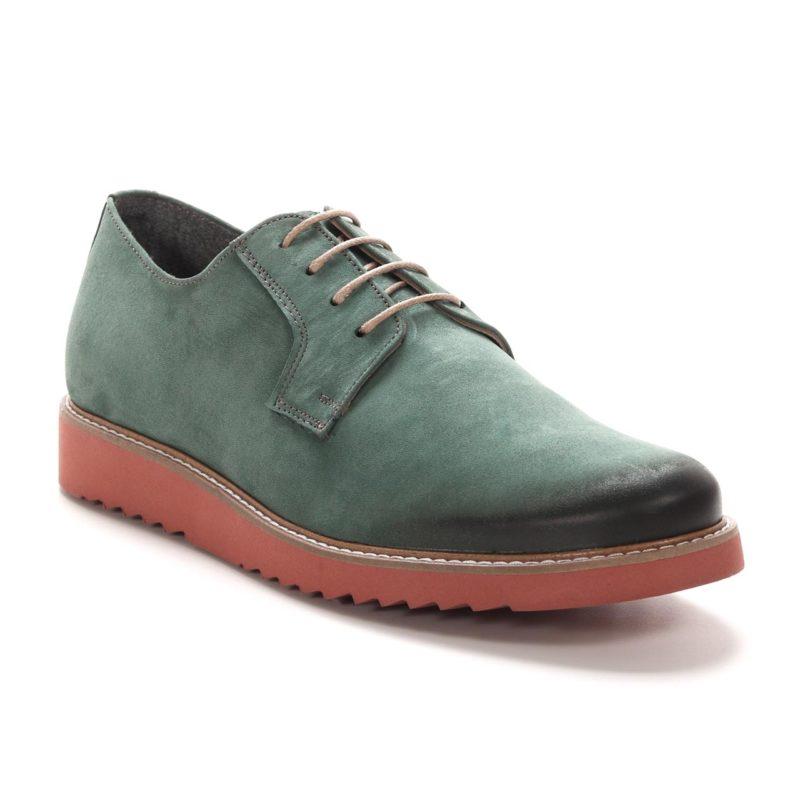 Muške cipele - Casual - 731-10 - Zelena