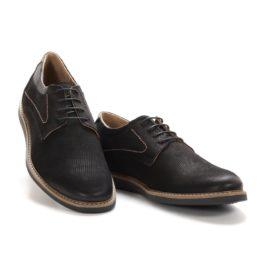 Muške cipele - Casual - 734-1 - Crna