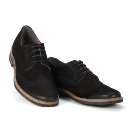 Muške cipele – Casual – 730N - Crna