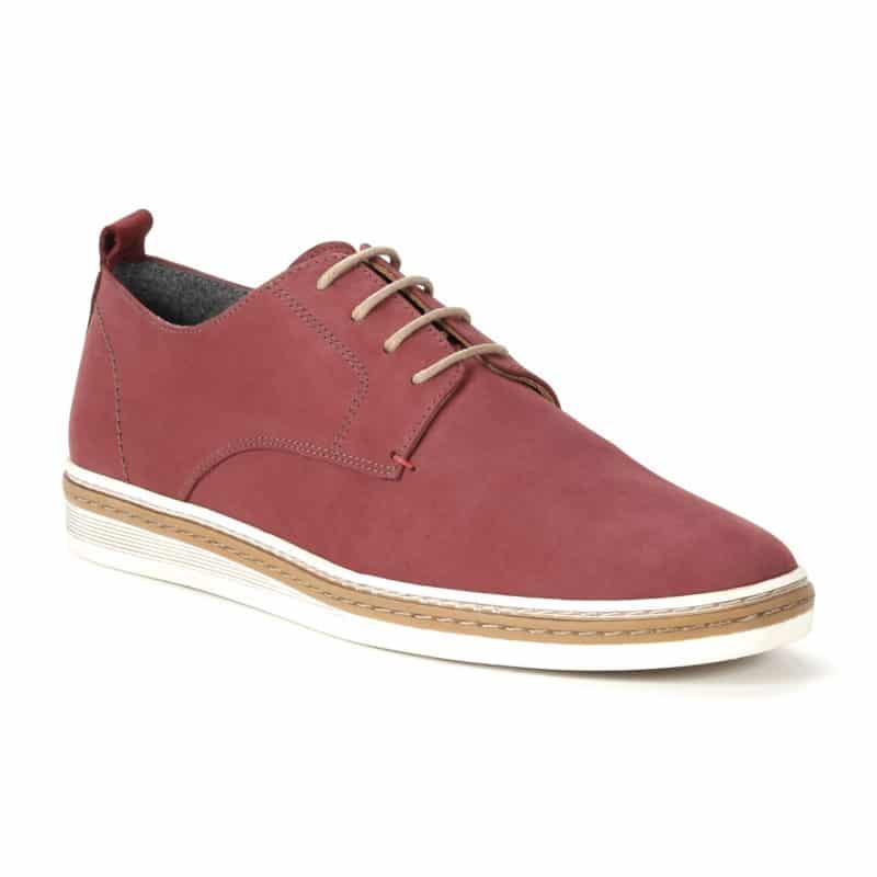 Muške cipele – Casual – 735 - Bordo