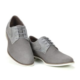 Muške cipele – Casual – 745-5 - Siva