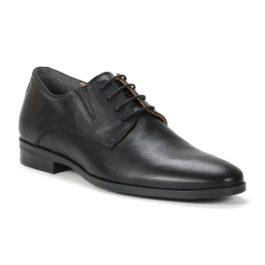 Muške cipele - Elegantna - 742-1 - Crna