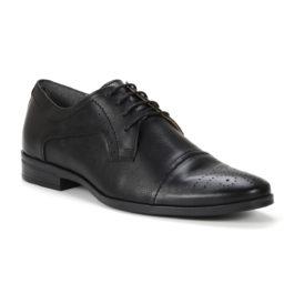 Muške cipele - Elegantna - 746-1 - Crna
