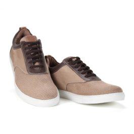 Muške cipele - Veliki brojevi - 4405 - Bež