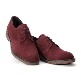 Muške cipele - Casual - 01 - Bordo