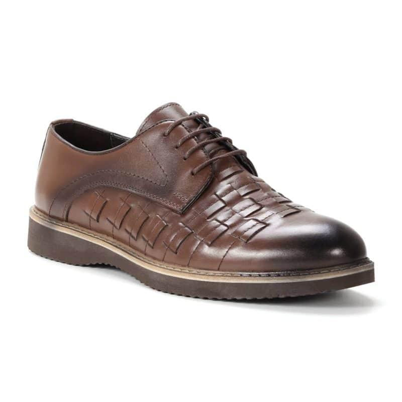 Muške cipele - Casual - 014 - Tamno braon