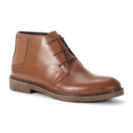 Muške cipele - Duboke - 03 - Braon