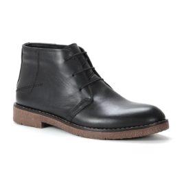 Muške cipele - Duboke - 03 - Crna
