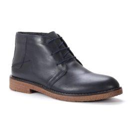 Muške cipele - Duboke - 03 - Tamno teget
