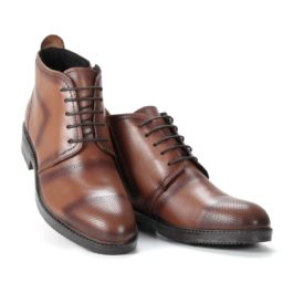 Muške cipele - Duboke - 102 - Braon