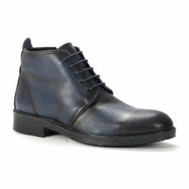Muške cipele - Duboke - 102 - Teget