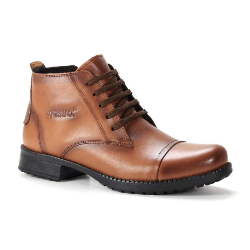 Muške cipele - Duboke - 24 - Braon