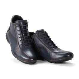 Muške cipele - Duboke - 52 - Teget