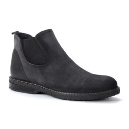 Muške cipele - Duboke - 549902 - Tamno siva