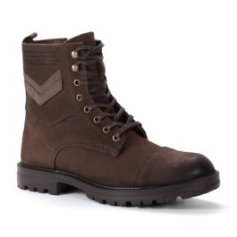 Muške cipele - Duboke - Hammer Jack 102 17640-M-N - Tamno braon