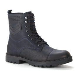 Muške cipele - Duboke - Hammer Jack 102 17640-M-N - Teget