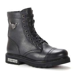 Muške cipele - Duboke - Hammer Jack 102 18505-M - Crna