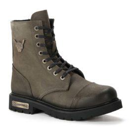 Muške cipele - Duboke - Hammer Jack 102 18505-M-N - Maslinasta