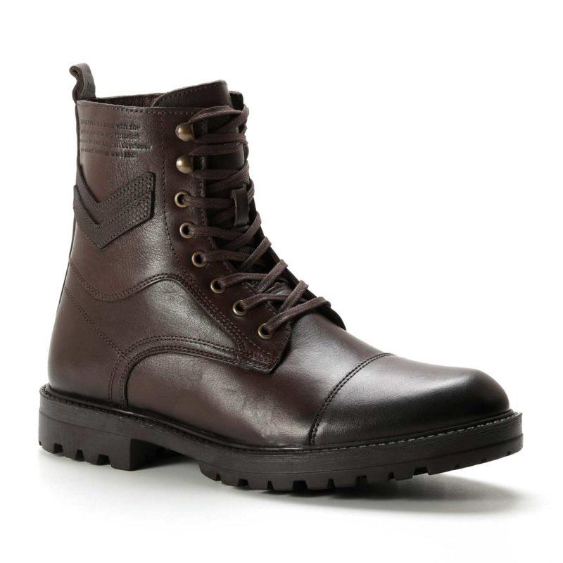 Muške cipele – Duboke – Hammer Jack 102 17640-M – Tamno braon