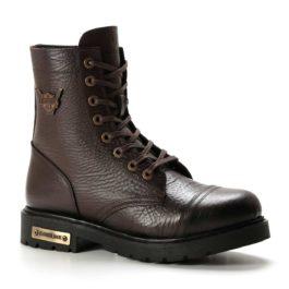 Muške cipele – Duboke – Hammer Jack 102 18505-M – Tamno braon