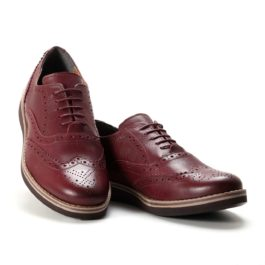Muške cipele - Casual - 743 - Bordo