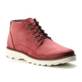 Muške cipele - Duboke - 7921 - Bordo