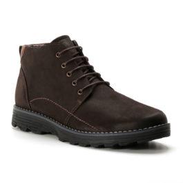 Muške cipele - Duboke - 7921 - Tamno braon