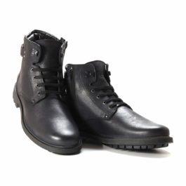 Muške cipele - Veliki brojevi - 4539 - Crna
