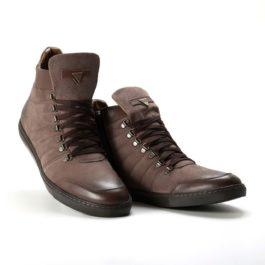 Muške cipele - Veliki brojevi - 4541 - Braon