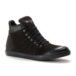 Muške cipele - Veliki brojevi - 4541 - Crna