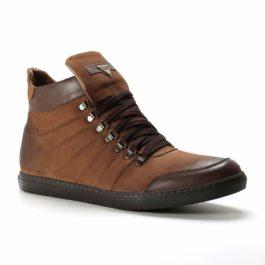 Muške cipele - Veliki brojevi - 4541 - Svetlo braon