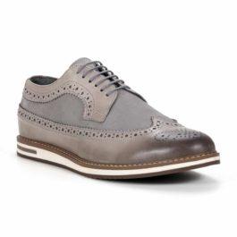 Muške cipele - Casual - 901-7 - Siva