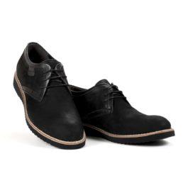 Muške cipele - Casual - Poni - Crna