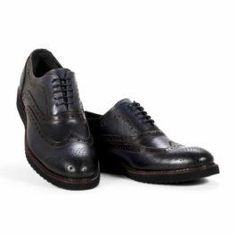 Muške cipele - Casual - Z-01 - Tamno teget