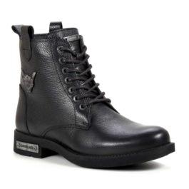 Muške cipele - Duboke - Hammer Jack 102 15200-M - Crna
