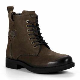 Muške cipele - Duboke - Hammer Jack 102 15200-M - Zelena