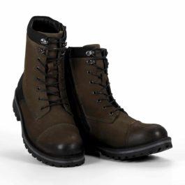 Muške cipele - Duboke - Hammer Jack 102 17515-M - Zelena