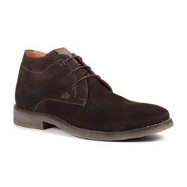 Muške cipele - Veliki brojevi - 141062G-03 - Tamno braon