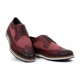 Muške cipele - Casual - 901 - Bordo